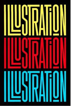 From Illustration Today, 1963 textbook. http://hollyhocksandtulips.tumblr.com/post/18561408902/vintage-typography-from-illustration-today-1963