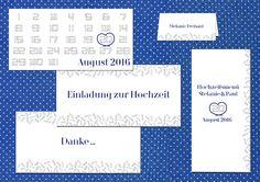 Reis Regen individuelle kreative Hochzeitskarten