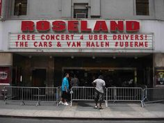 What other bands should play 4 driver appreciation day?