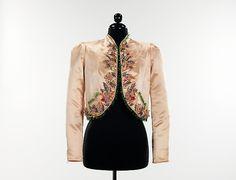 * Evening jacket silk, glass summer 1937 Elsa Schiaparelli