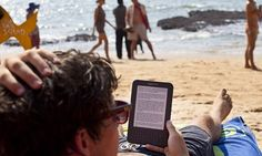 Amazon reveals quarter of Kindle ebook sales in US were for indie publishers | The Guardian #IndieAuthors