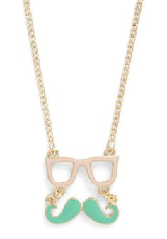 Wise Disguise Necklace