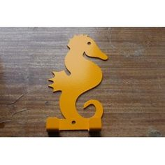 Sea Horse dressing gown hooks