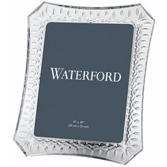Waterford Lismore 8' x 10' Frame *** Be sure to check out this awesome product. (This is an affiliate link) #PictureFrames