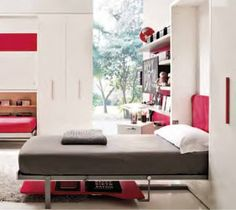 Space Saving Beds: Like Space Wizardry
