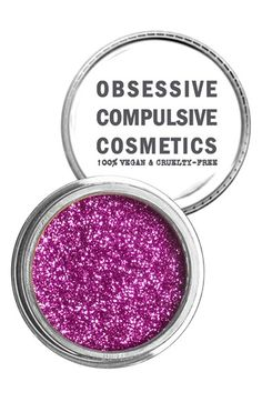 Obsessive Compulsive Cosmetics Cosmetic Glitter available at #Nordstrom