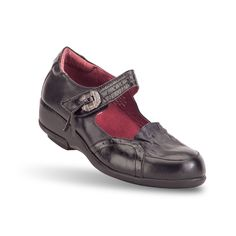 Women's Votana Black Casual Shoes from Gravity Defyer.