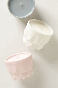 prism candles | anthropologie