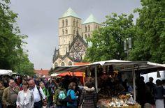 Ein Tag in Münster - Sightseeing