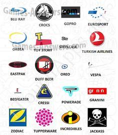 Free Printable Logo Games Can You Name The Logos Quiz