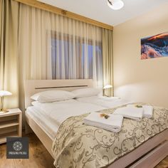 Apartament Wiosenny - zapraszamy! #poland #polska #malopolska #zakopane #resort #apartamenty #apartamentos #noclegi #bedroom #sypialnia