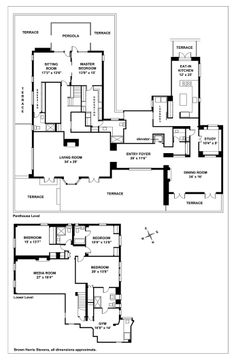 Plan on pinterest house plans floor plans and retail design for 1020 fifth avenue 8th floor