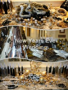 New Years Eve Wedding