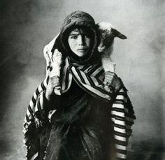 Irving Pen : berberkind, Marokko