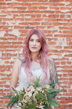 Ethereal bride...Cinderella Photography » Chattanooga, Tennessee   Amarillo, Texas Wedding PhotographyDowntown Polk St. - Hipster Style Wedding..wedding tattoos