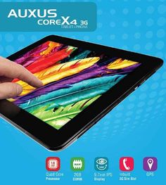 iBerry Auxus Core X4