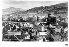 Скопje стари слики | Skopje through history - Page 4 - SkyscraperCity
