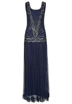 20s style evening gown by Frock and Frill