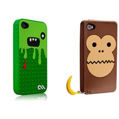Case-Mate iPhone 4/4S cases, $18-30    • I pinned several of these the other day but they're on sale for 25-30% off on Fab today.