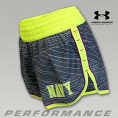 Under Armour Navy Women's Great Escape Short Navy Girlfriend Quotes, Military Girlfriend, Navy Sister, Navy Mom, Military Shorts, Navy Military, Navy Gear, Athletic Outfits, Athletic Shorts