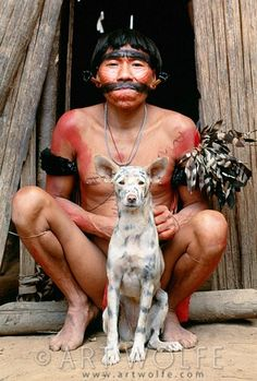 índio yanomami