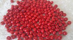 100 perles en bois