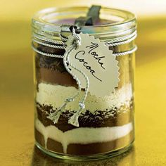 Texas Cottage: 10 Christmas Gifts in a Jar