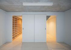 Storage House | by Ryuji Fujimura Architects | Gorgeous Walk In Closet!!