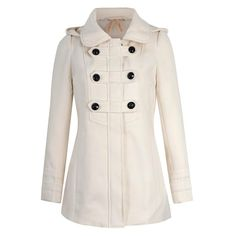 Coat with button front detail - Hood, Ally Fashion, 664 Hay Street Perth WA & Latest Fashion For Women, Fashion Online, Womens Fashion, Winter Wear, Street Style, Clothes For Women, My Style, How To Wear, Jackets