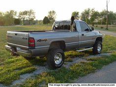 old trucks with stacks | Bull Hauler Stack