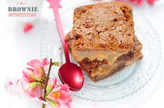 stephatable: ♥ Brownie chocolat au lait & caramel au beurre salé ... Concours inside ♥