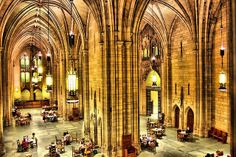 "The Cathedral of Learning is ""the world's tallest schoolhouse"" and contains 26 Nationality Rooms used by the University of Pittsburgh. These rooms reflect the crafts, culture, and traditions of Pittsburgh's diverse ethnic groups."