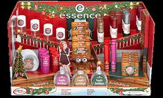 happy holidays - essence cosmetics