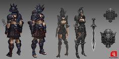 medieval fantasy armor concept - Google Search