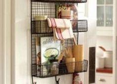 7 Ideas CREATIVAS para ahorrar espacio en tu cocina