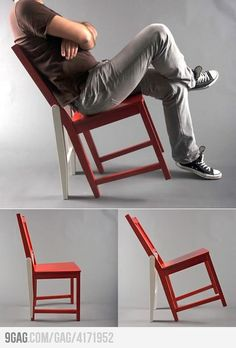 Every student's dream chair