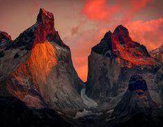 HORNS SUNRISE by Ignacio Palacios - Photo 155412947 - 500px