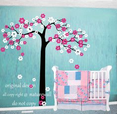tree murals for kids rooms - Google Search