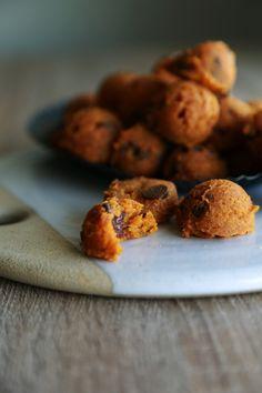 Vegan & Gluten-Free Pumpkin Bread Cookies