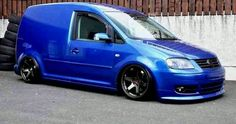This is not what the VW Caddy was built for. Volkswagen Golf Mk1, Vw Touran, Vw T1, Vw Polo Modified, Vw Caddy Tuning, German Look, Mk1 Caddy, Vw Caddy Maxi, Van Storage