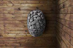 Huum - Minimalistic sauna heater from Estonia