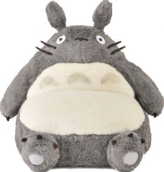 Ghibli Totoro single sofa next From japan