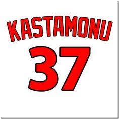 Kastamonu -37 Numara- Kendin Tasarla - HDF Magnet 8x8cm