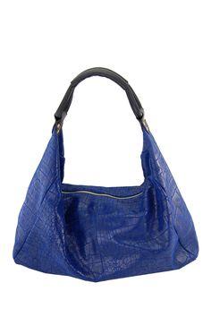 Modena Genuine Leather Hobo Bag by Erica Anenberg on @nordstrom_rack