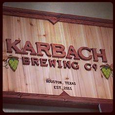 Karbach Brewing Company.