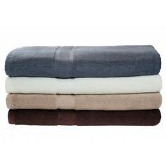 Bambus håndklær 140x75