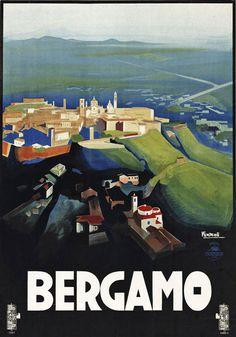 Bergamo - (Marcello Nizzoli) -