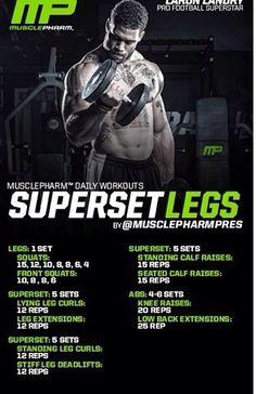 Superset legs