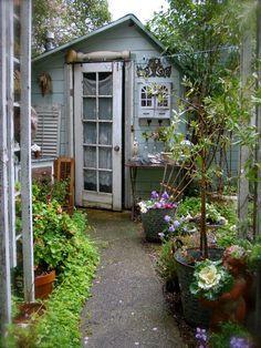 garden shack