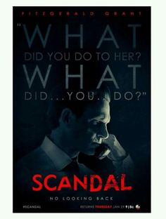 What happened to Olivia Pope? What...did...you...do? #Scandal returns Jan 29. I.cant.wait!
